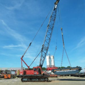 bell_rental_hitachi_crawler_crane
